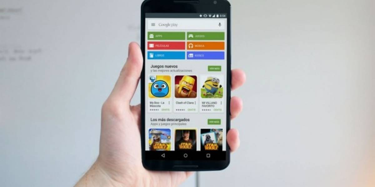 Google Play Store cuenta con un gestor de desinstalación de aplicaciones