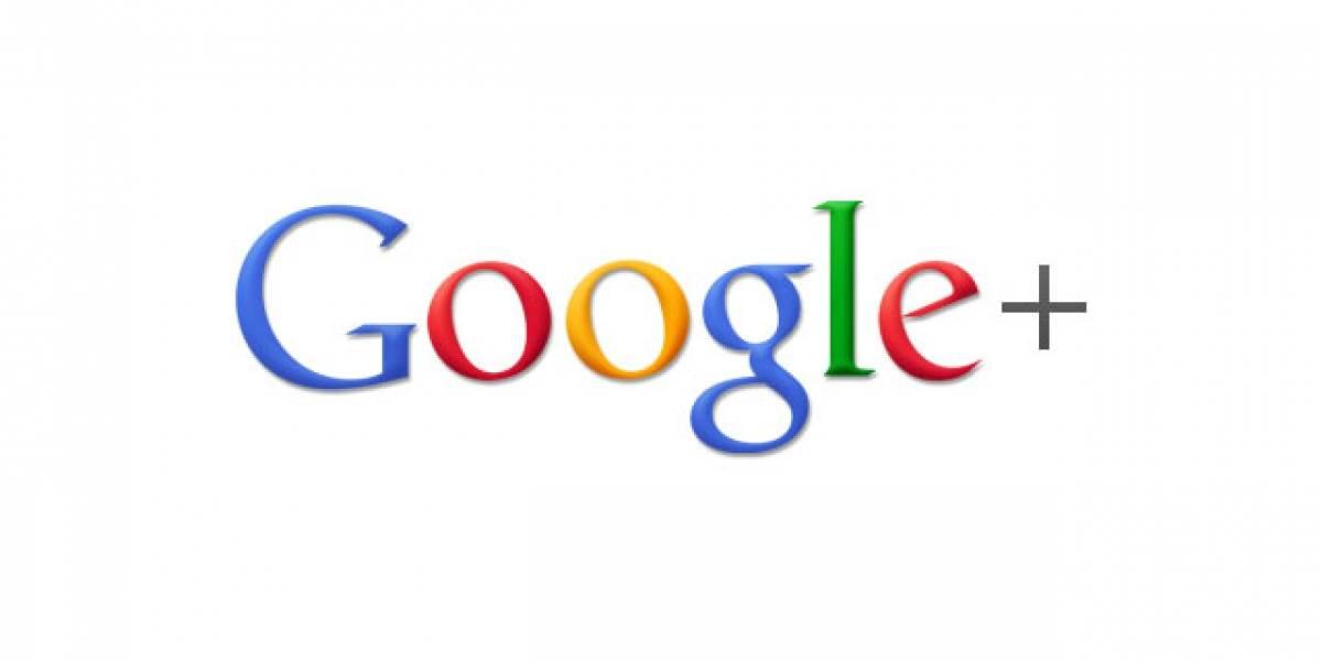 Page: Usuarios de Google+ comparten miles de millones de items por día