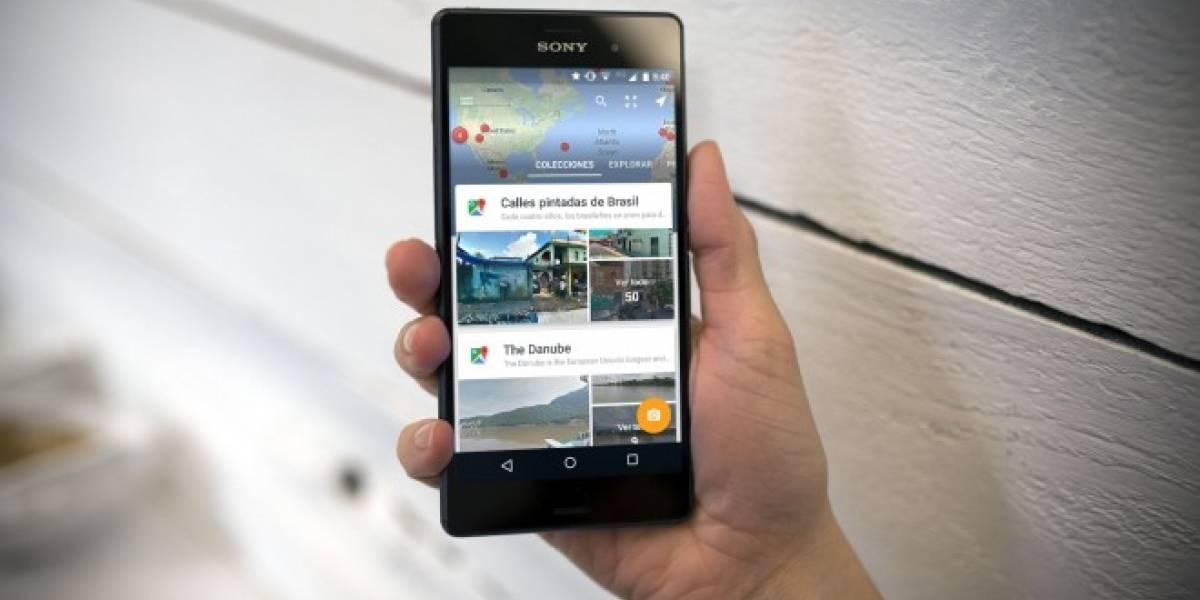Google Street View ya cuenta con una aplicación independiente