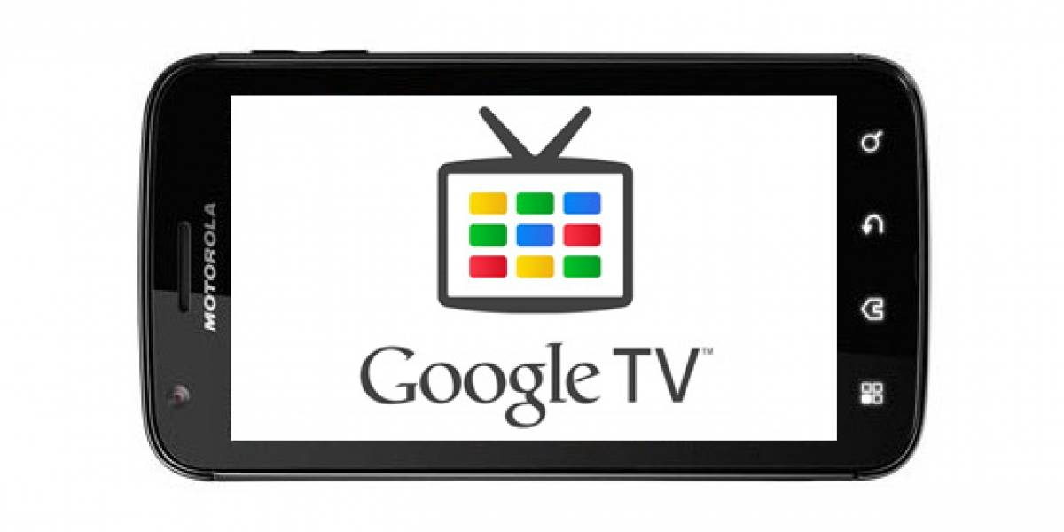 Google TV está en camino a los smartphone