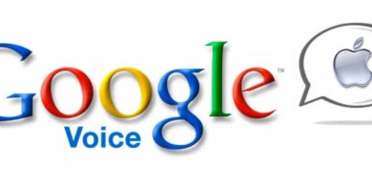 Apple aprobó la aplicación oficial de Google Voice para iPhone