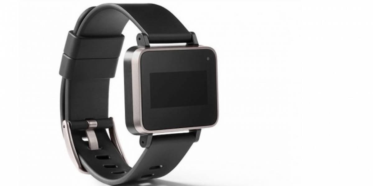 Google revela su propia pulsera fitness