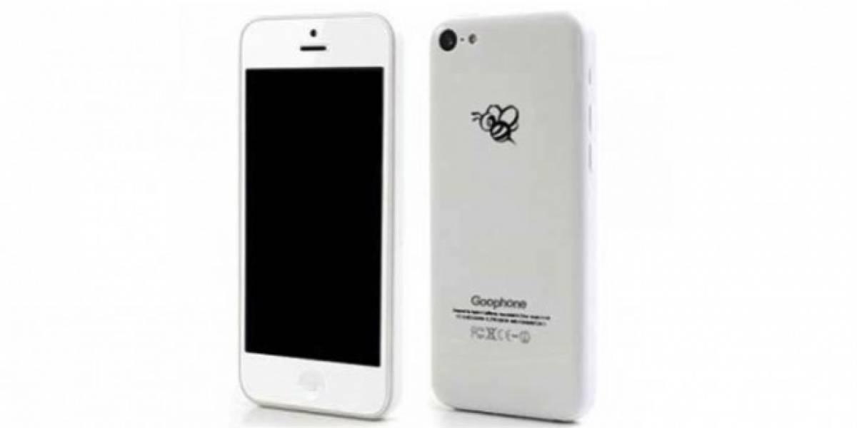 GooPhone, la sombra de Apple, también prepara lanzamiento en breve