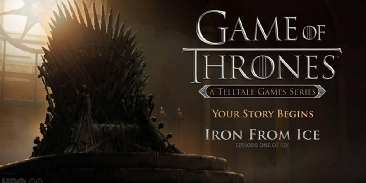 Telltale revela nuevos detalles del juego de Game of Thrones