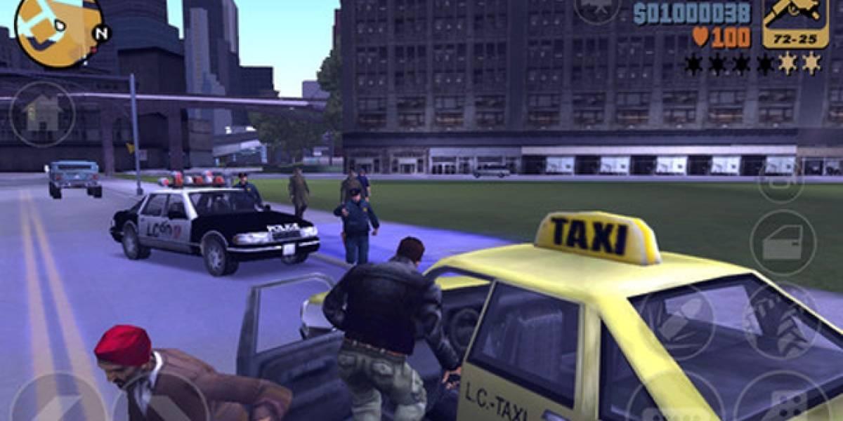 Rockstar Games hace promoción navideña con Grand Theft Auto para iOS