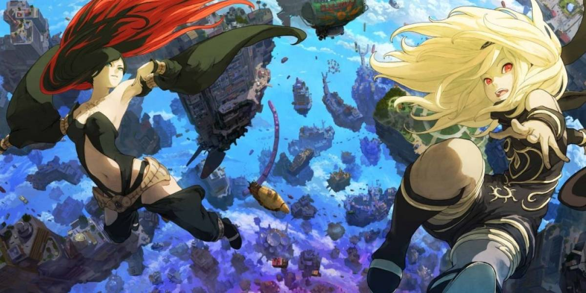 Sony anuncia Gravity Rush 2 y Gravity Rush Remastered para PS4 #TGS15