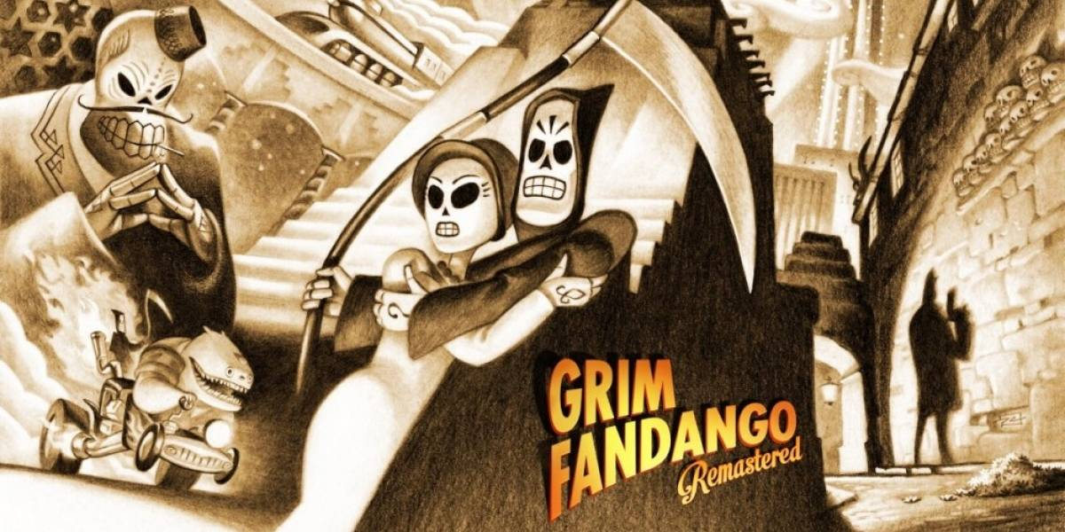 Grim Fandango Remastered [NB Labs]