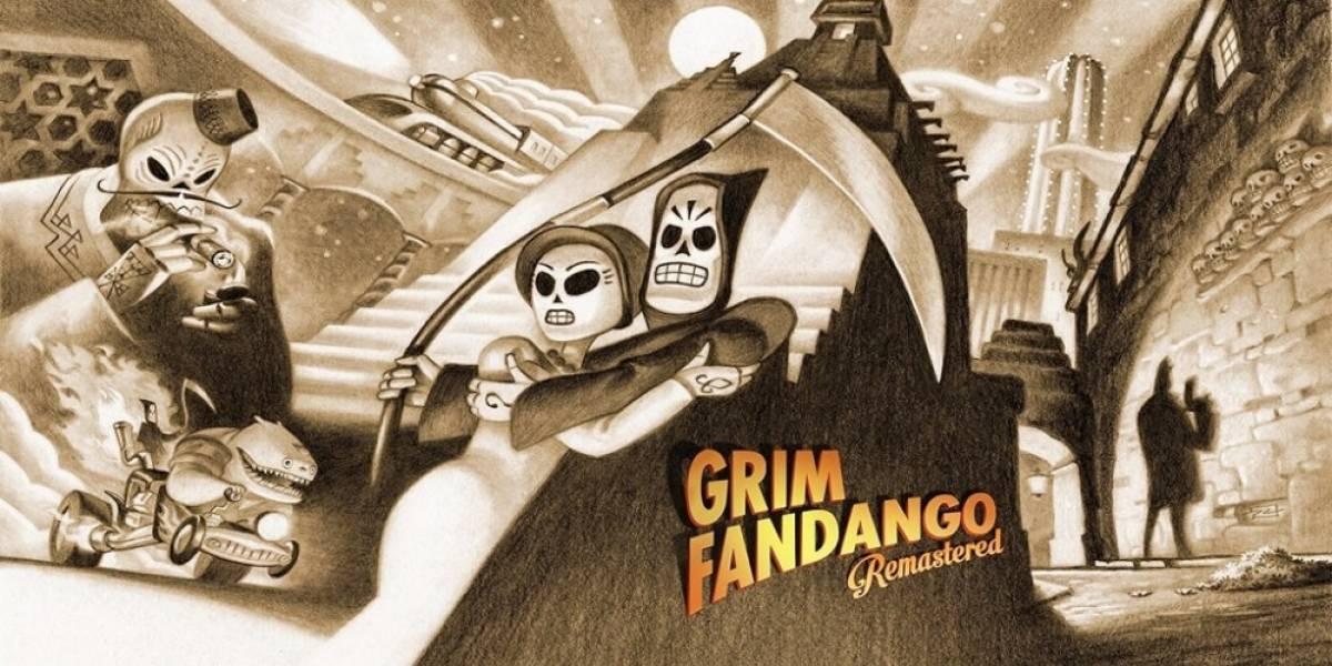 Grim Fandango Remastered ya está en preventa