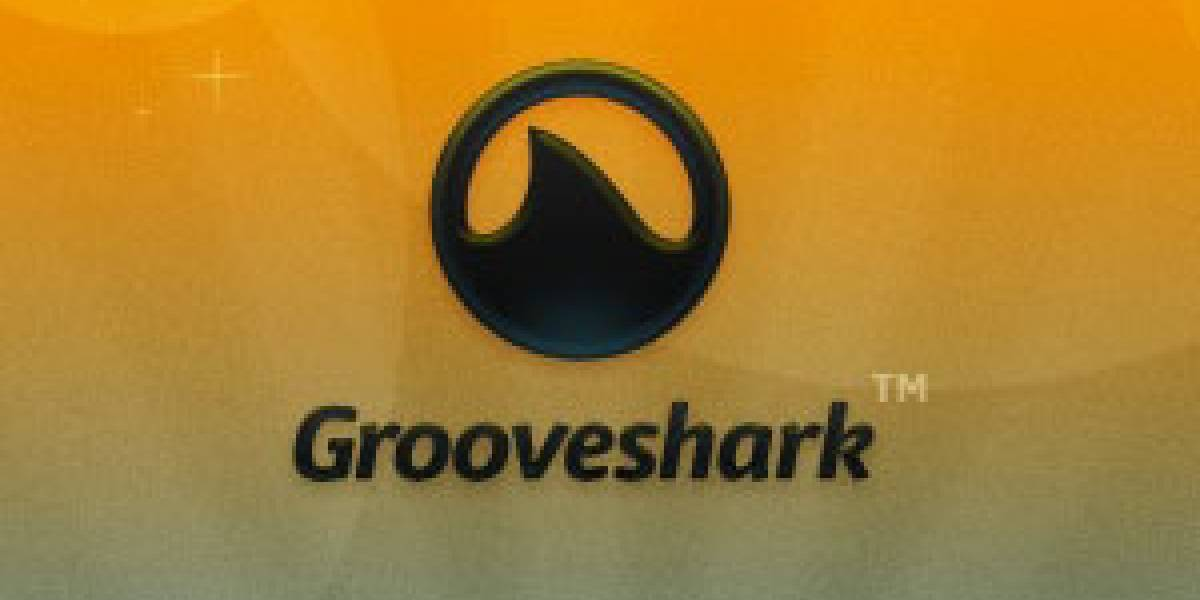 Grooveshark fuera del Android Market
