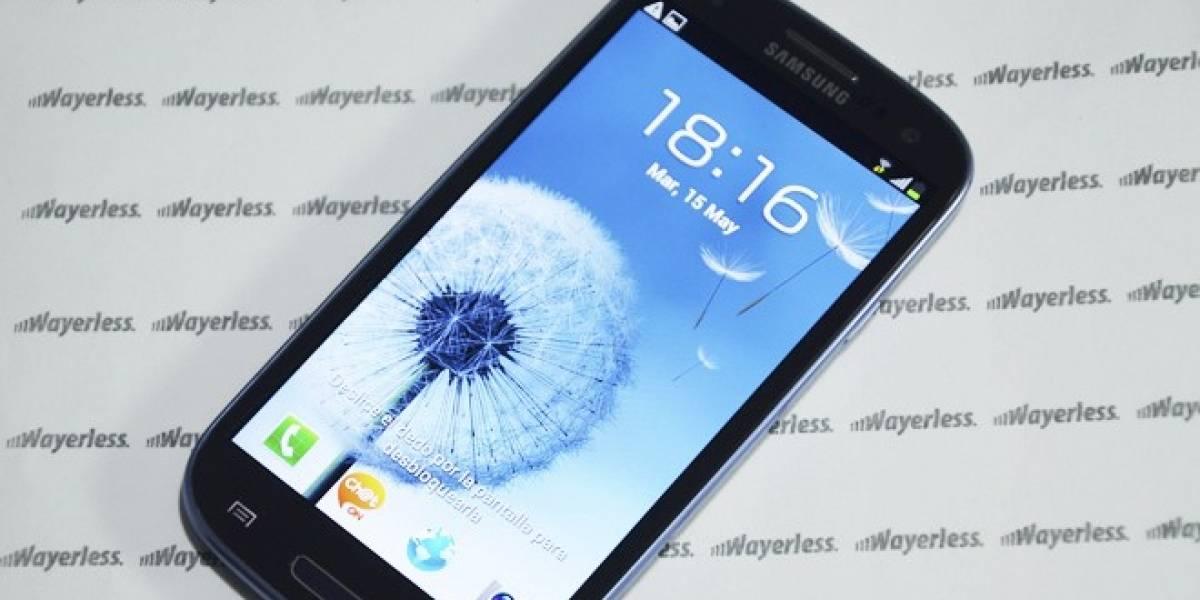 Apple busca prohibir la venta del Galaxy S III en Estados Unidos