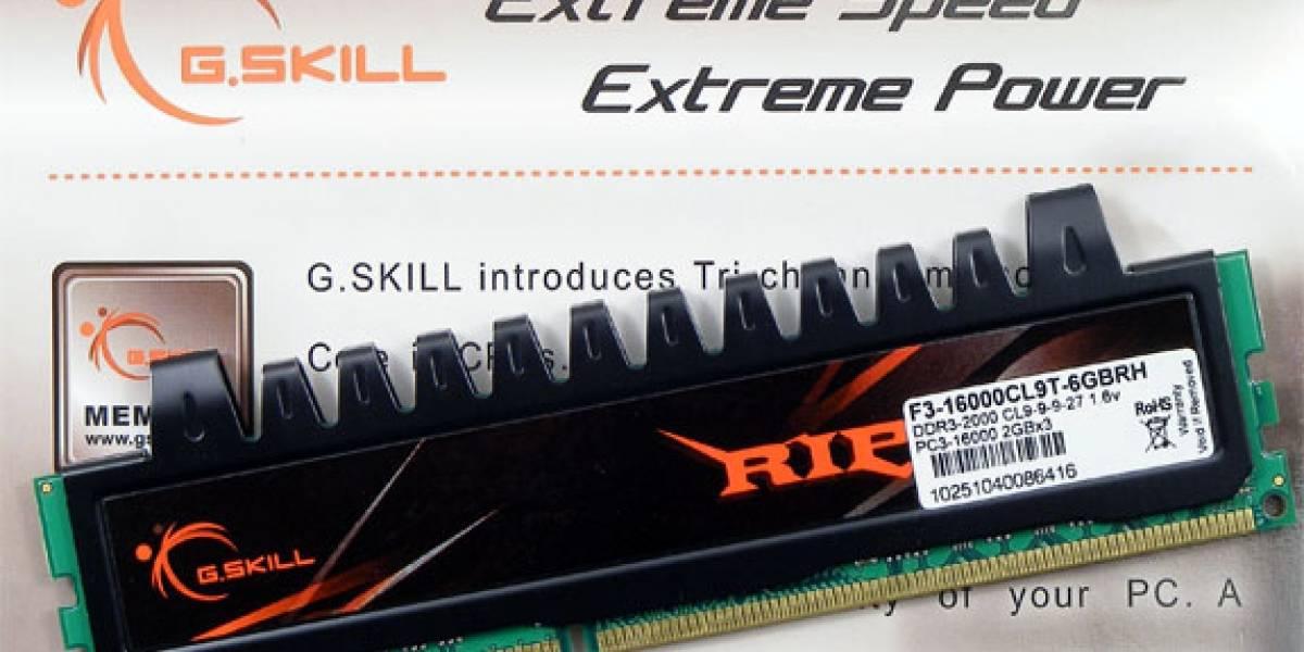 G.Skill F3-16000CL9T-6GBRH