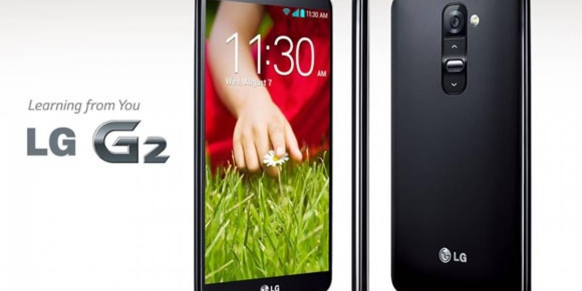 LG G2 es visto en un benchmark con Android 6.0 Marshmallow