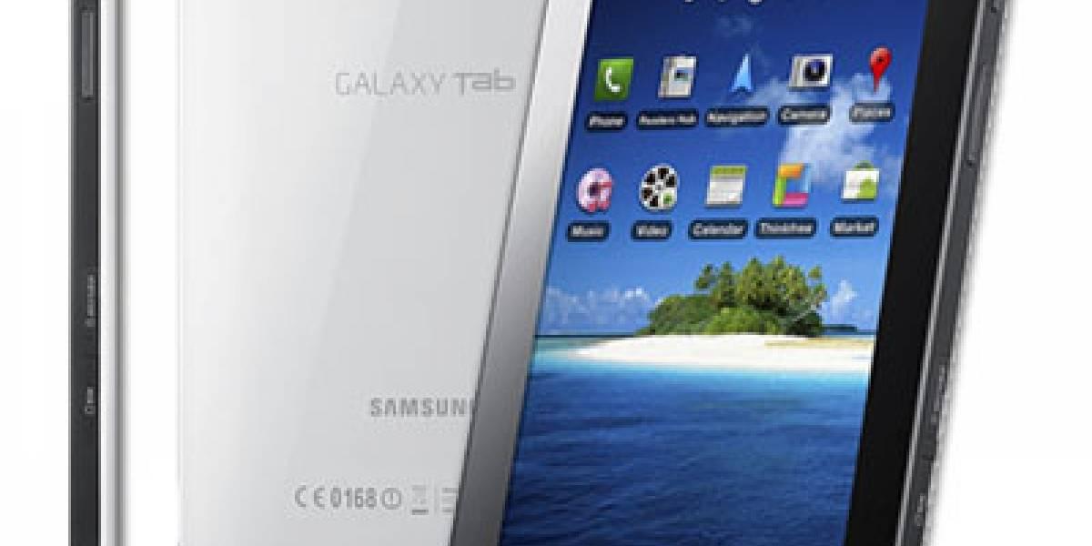 Samsung asegura que tasa de devoluciones del Galaxy Tab es inferior al 2%