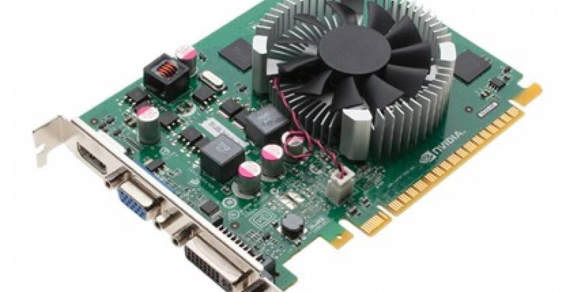 Nvidia lanza Geforce GT 440 para el mercado retail