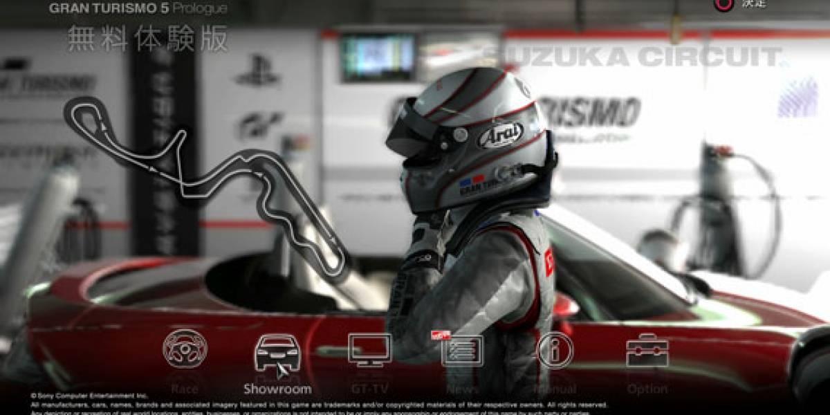 Gran Turismo 5 Prologue a la venta hoy en Japón