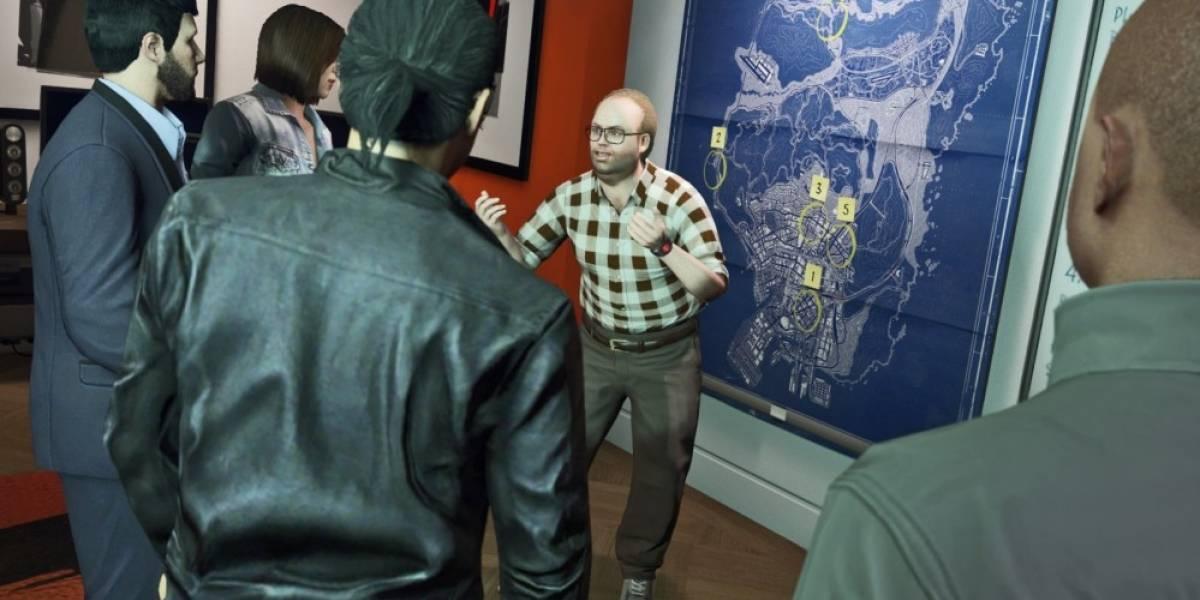 Rockstar explica el retraso y funcionamiento de los heists en GTA Online