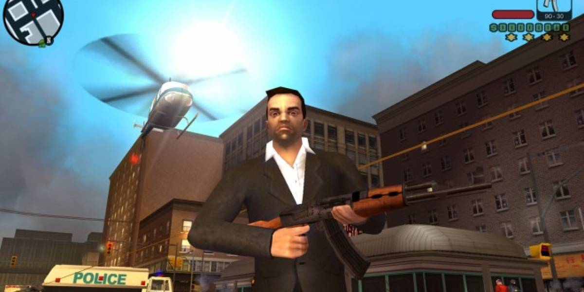 Ya puedes jugar Grand Theft Auto: Liberty City Stories en Android