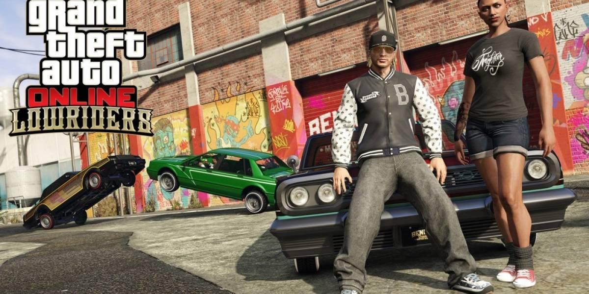 Enchula tu máquina en la nueva actualización de GTA Online