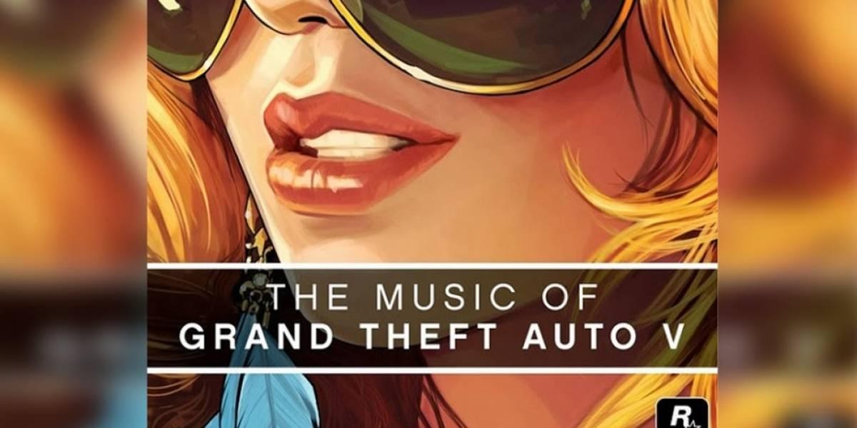 La música de Grand Theft Auto V se lanzará en dos ediciones especiales