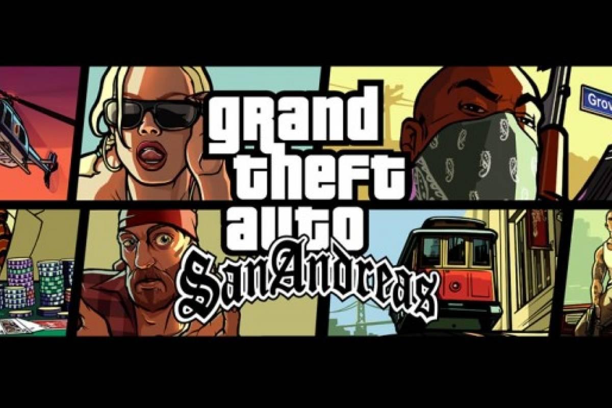 Grand Theft Auto San Andreas para iOS [Juego de la Semana]