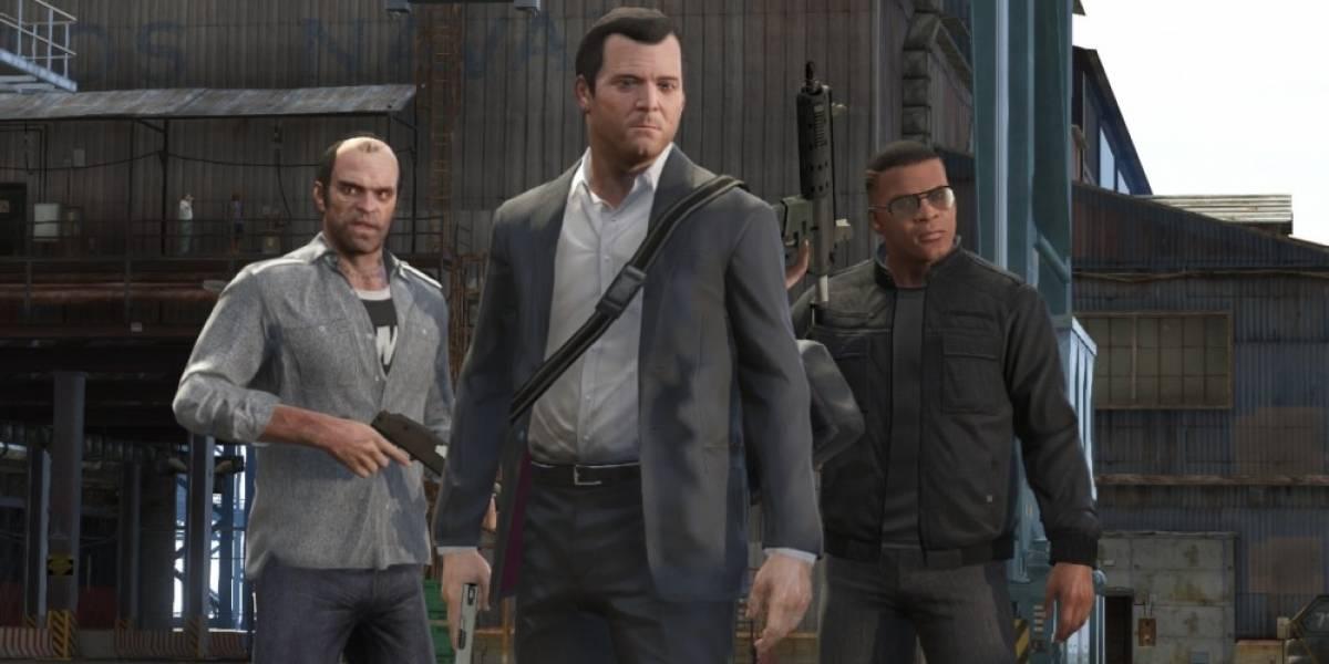 Grand Theft Auto V ya vendió 34 millones de unidades