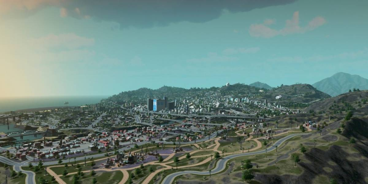 Cities: Skylines llegó al medio millón de copias vendidas