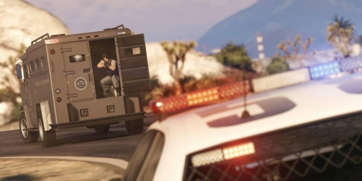BBC prepara programa de TV sobre Grand Theft Auto