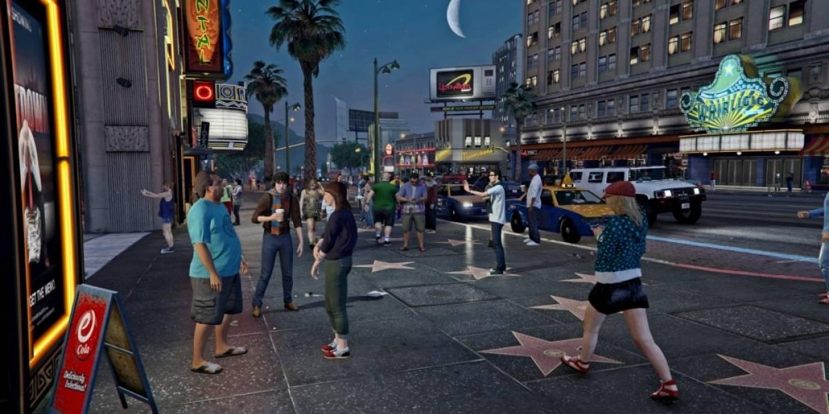 Las heists de Grand Theft Auto Online en PC en este comercial de TV [VIDEO]