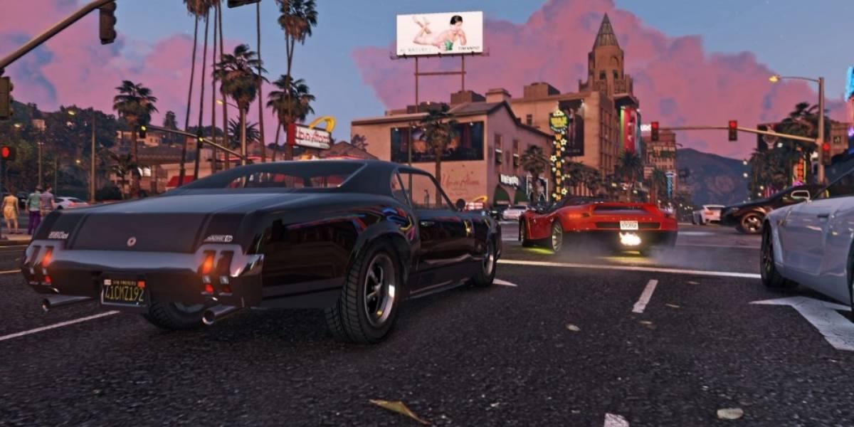 Hoy comienza la precarga de Grand Theft Auto V en Steam