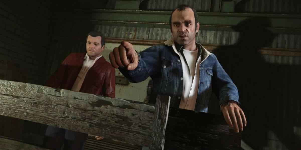 Grand Theft Auto V ya vendió 52 millones de unidades
