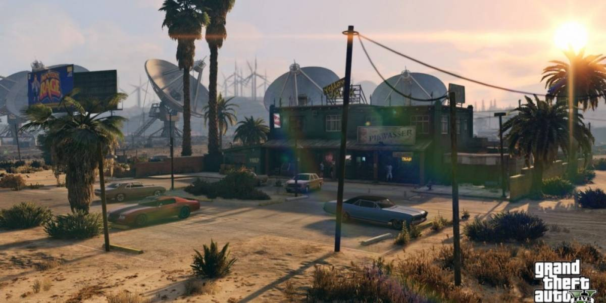 Tráiler de Grand Theft Auto V compara las versiones de PS4 y PS3