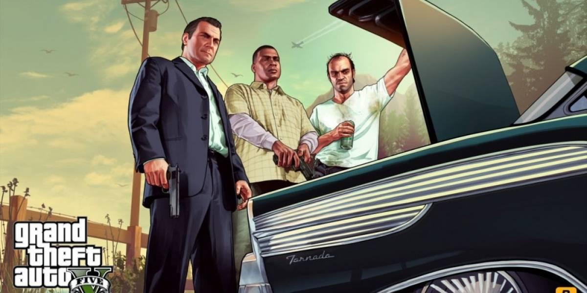 Preordena Grand Theft Auto V en PC y recibe un juego adicional gratis