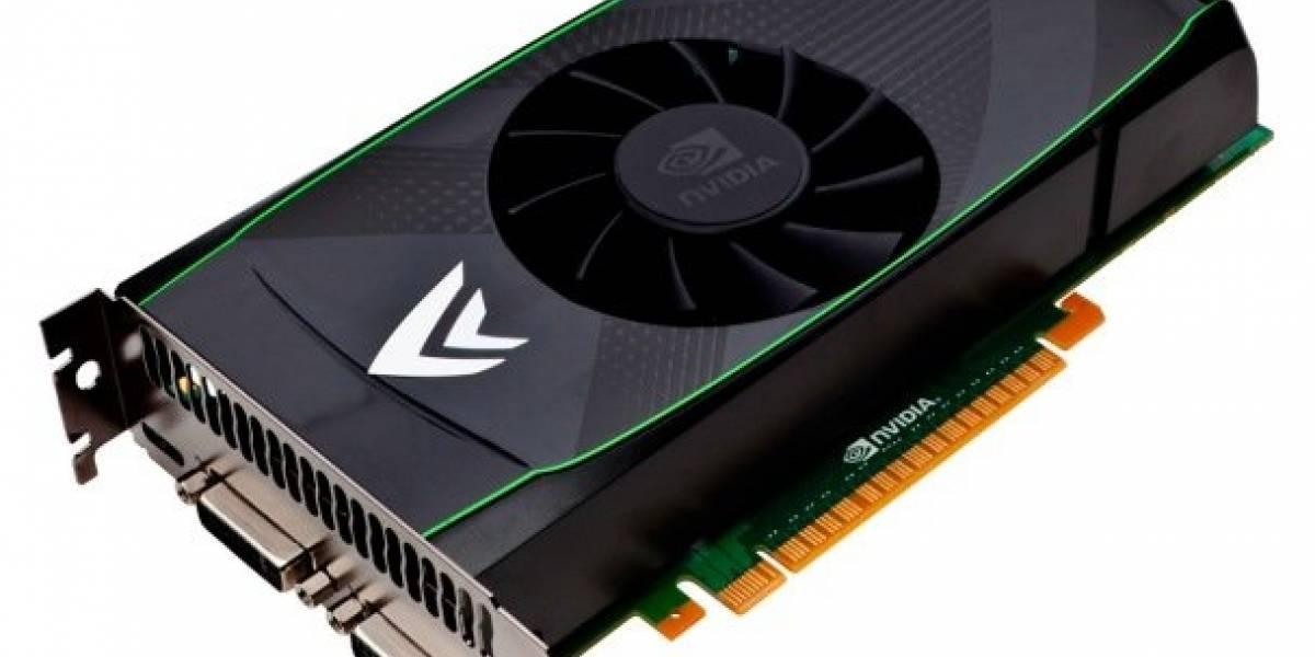 Nvidia Geforce GTX 550 Ti anunciada en el CeBit