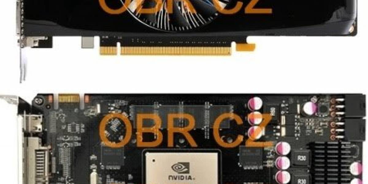 Nvidia Geforce GTX 560: Primeras imágenes