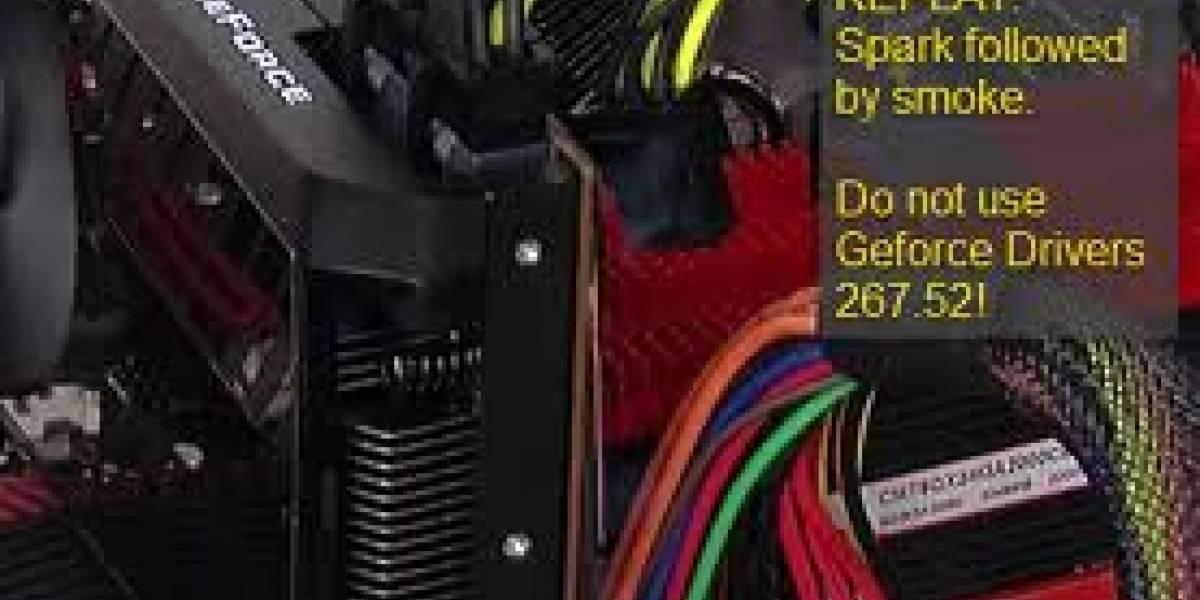Nvidia reparará el problema de las GTX 590 con un nuevo Bios