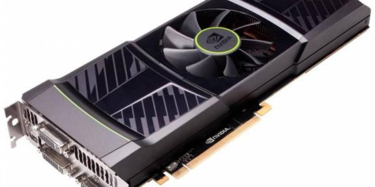 Nvidia Geforce GTX 590 oficialmente lanzada