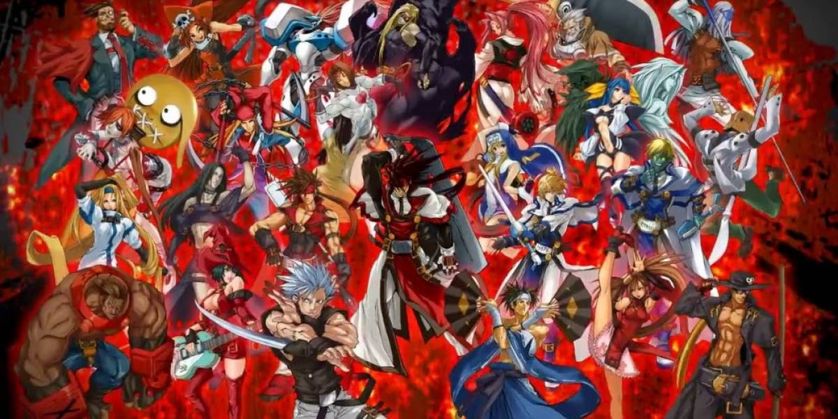 Guilty Gear XX Accent Core Plus R llegará muy pronto a Steam