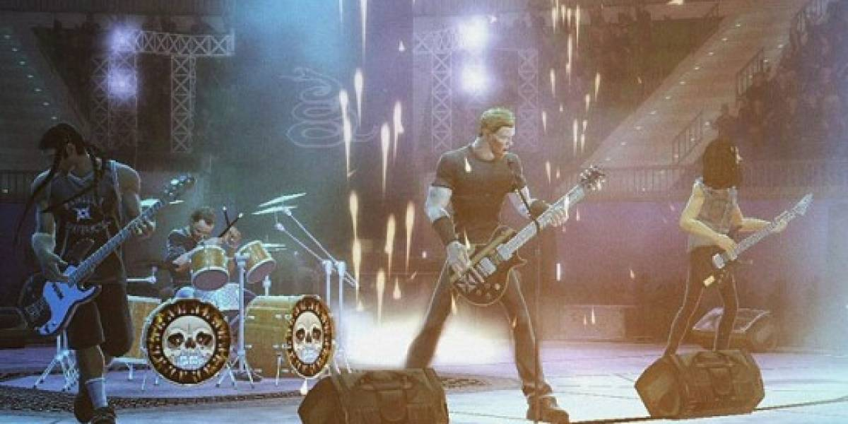 Disponible el demo de Guitar Hero: Metallica