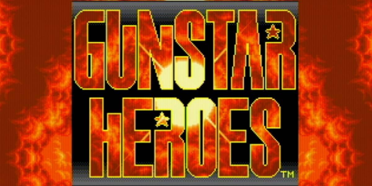 Futurología: Gunstar Heroes podría llegar a Xbox Live Arcade