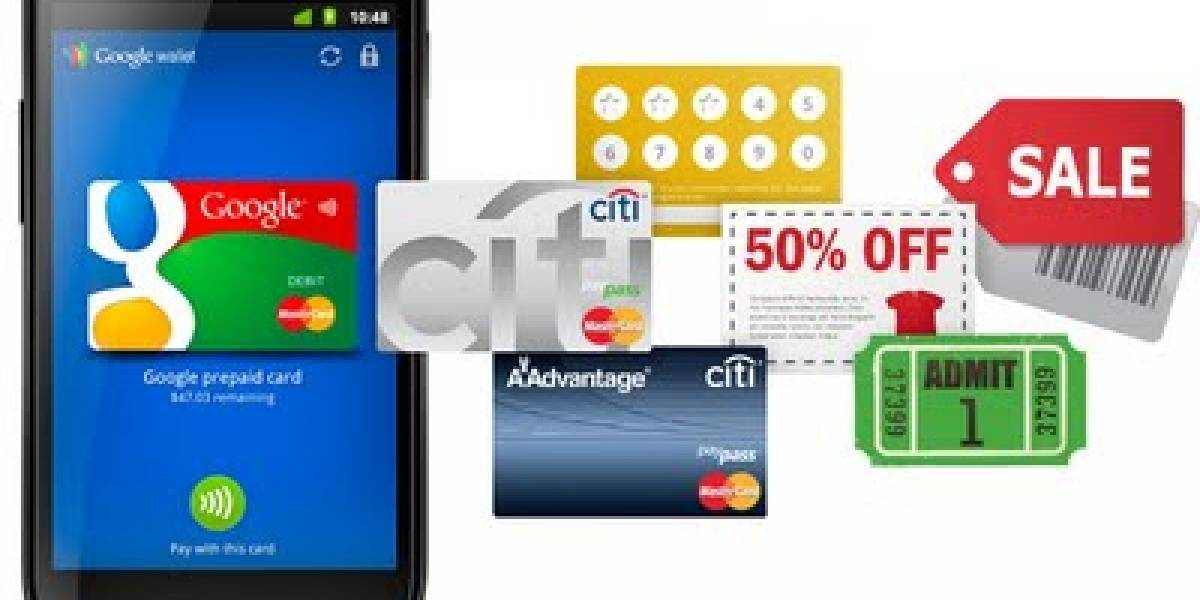 Google lanza su billetera electrónica: Google Wallet