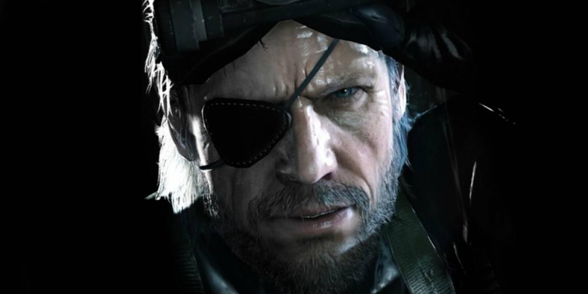 Metal Gear Solid V: Ground Zeroes llega a PS Plus en junio