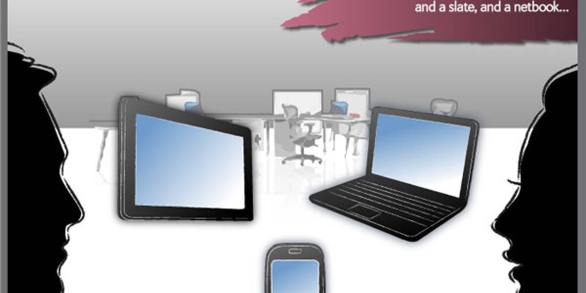 Futurología: Sistema operativo móvil webOS llegaría a los netbooks