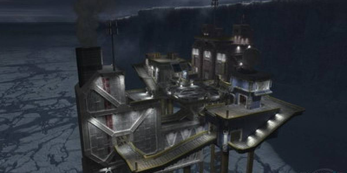Halo 3 Legendary Map: Blackout