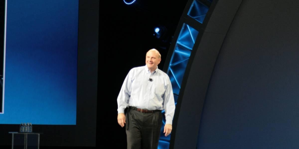 Steve Ballmer anuncia una alianza con RIM