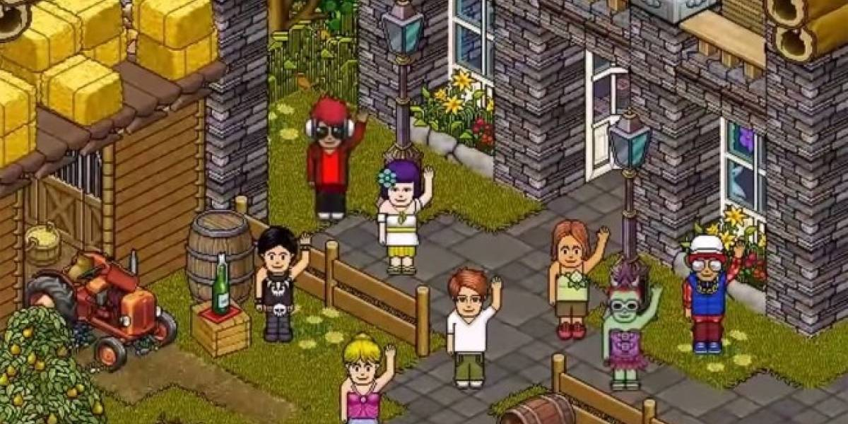 Habbo Hotel llega a Android
