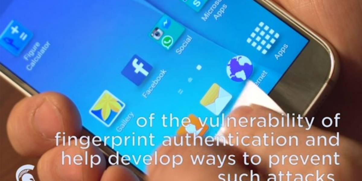 Universidad de Michigan hackea smartphone con una impresora de tinta