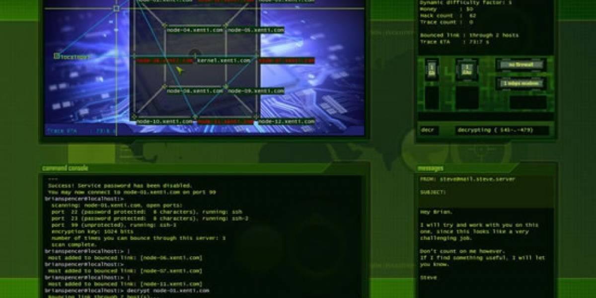 Demo de Hacker Evolution Untold