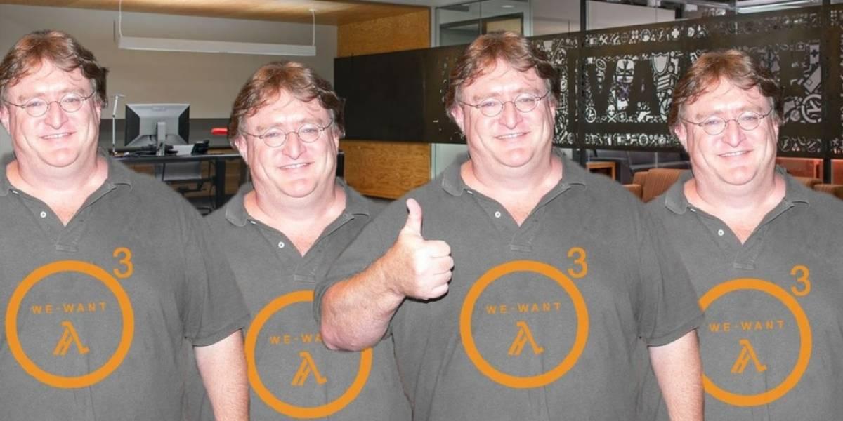 Crean campaña crowdfunding para pedirle a Valve que haga Half-Life 3