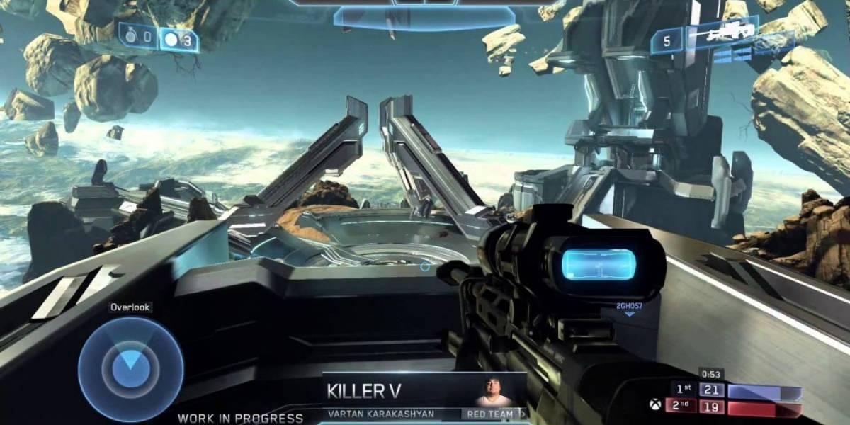 Una hora del multijugador de Halo 2 Anniversary
