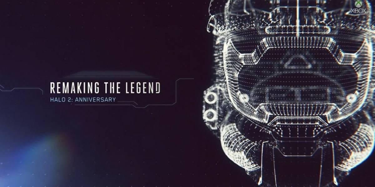 El 31 de octubre debutará el documental sobre la remasterización de Halo 2